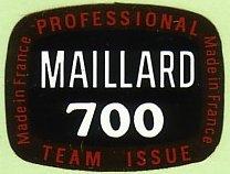 MAILLARD 700 hub