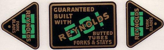 REYNOLDS 531 1960's