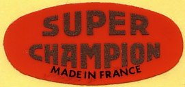 SUPER CHAMPION Type A