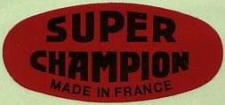 SUPER CHAMPION Type B